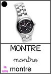 Montre - vêtements