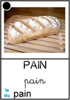 Pain - aliment